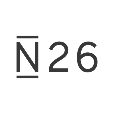 Primary Logo - N26 Bank file