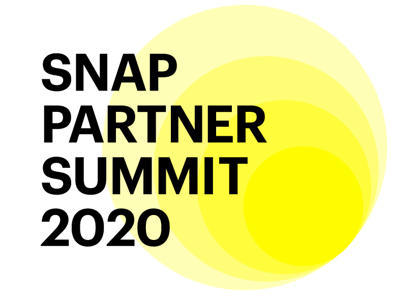 Snap Partner Summit 2020 Logo