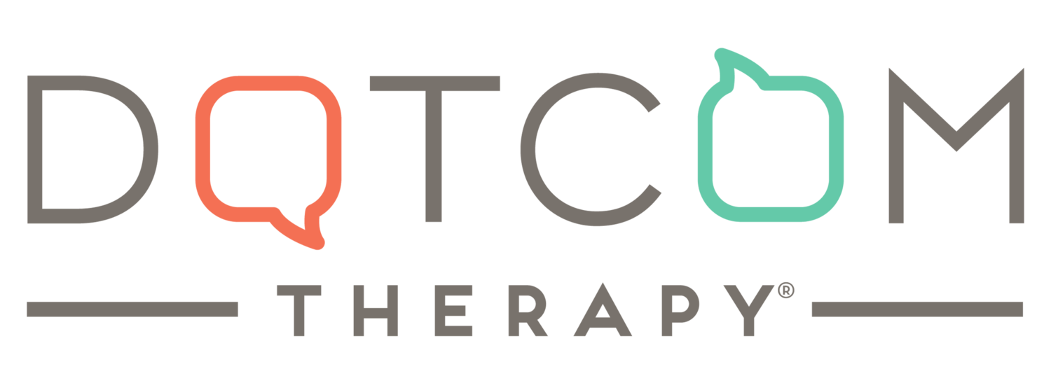 The DotCommunity for Therapists Logo