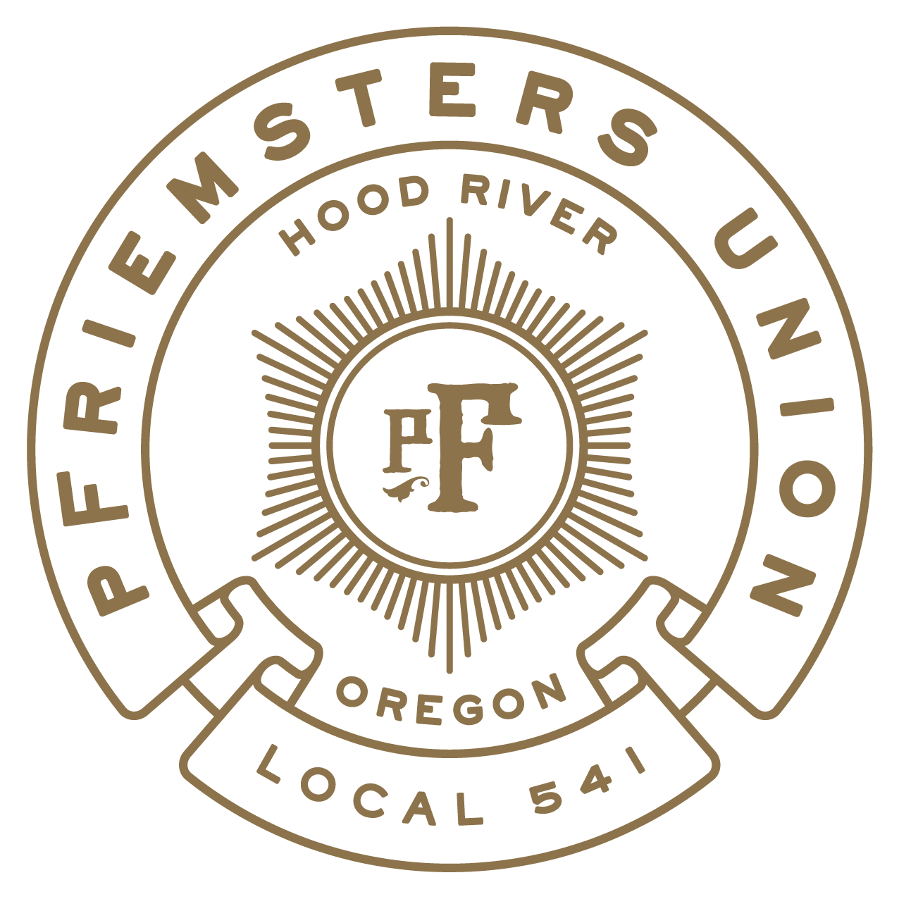pFriemsters Union Local 541 Logo