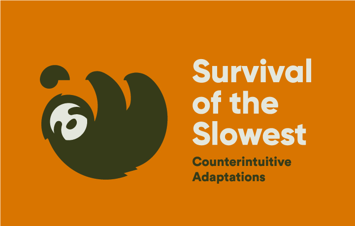 Survival of the Slowest Logo