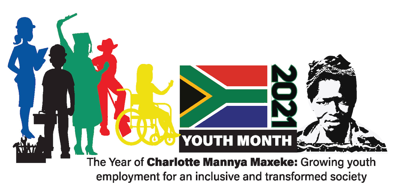 Youth Month Content Hub Logo