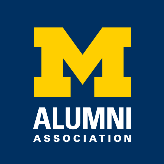 University of Michigan Alumni Association Logo