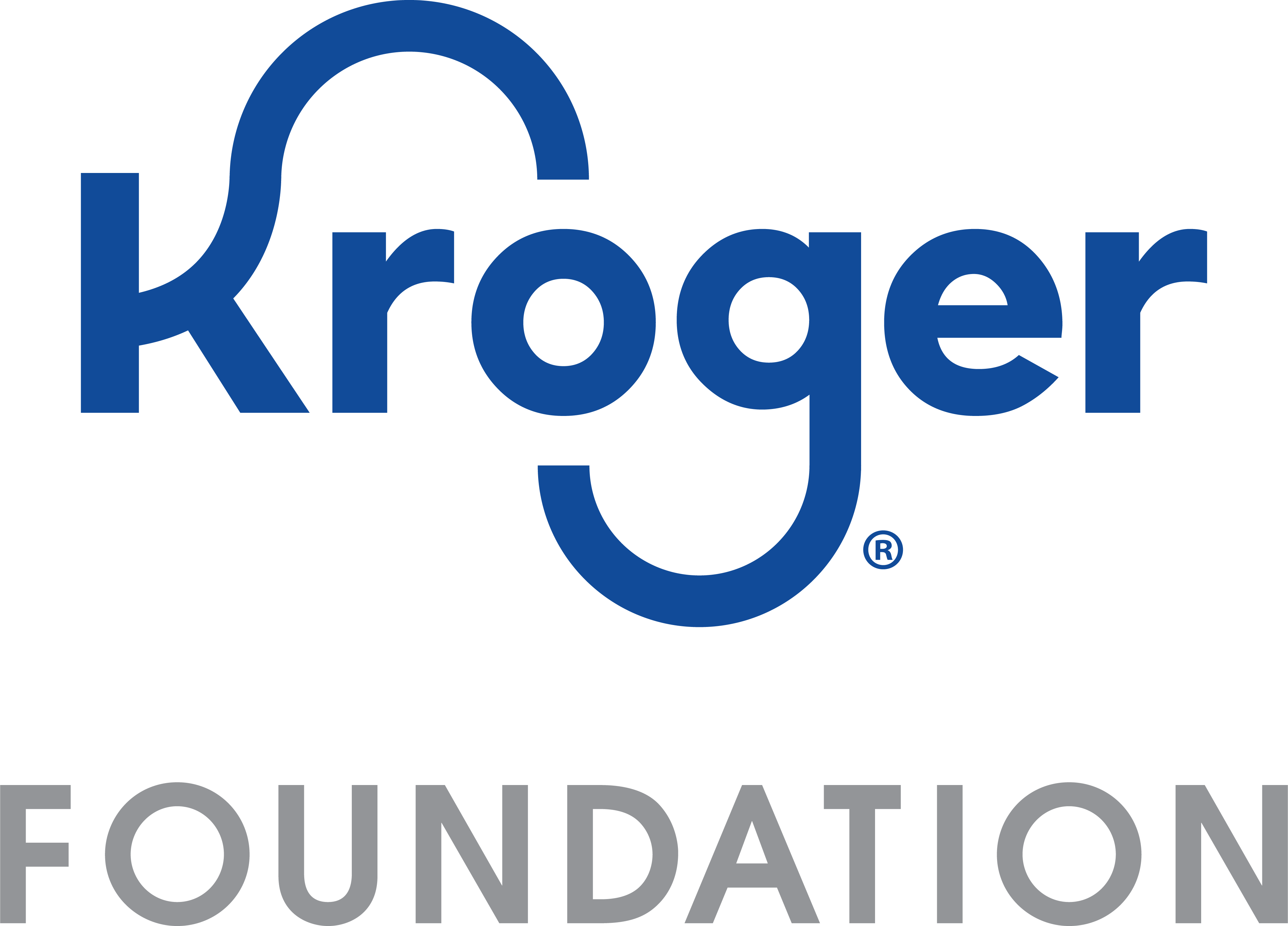 The Kroger Co. Foundation Racial Equity Build It Together Partners Logo